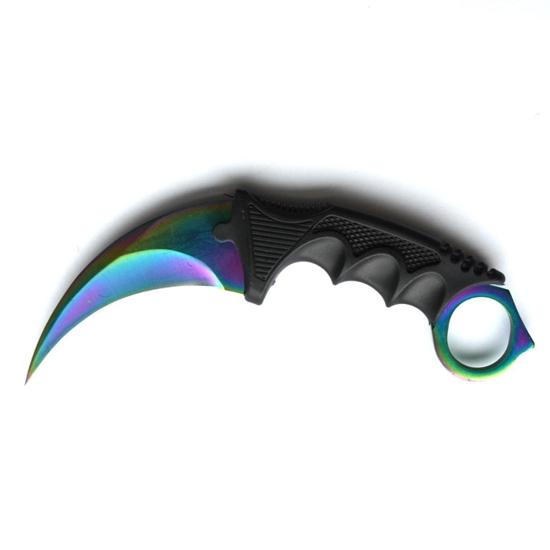 Нож Карамбит CS: GO Fade 19 см
