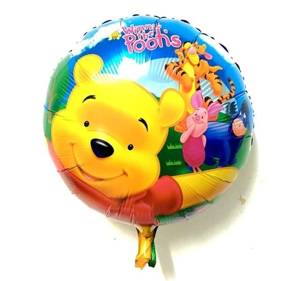Снимка на Фолиев балон Мечо Пух 45см