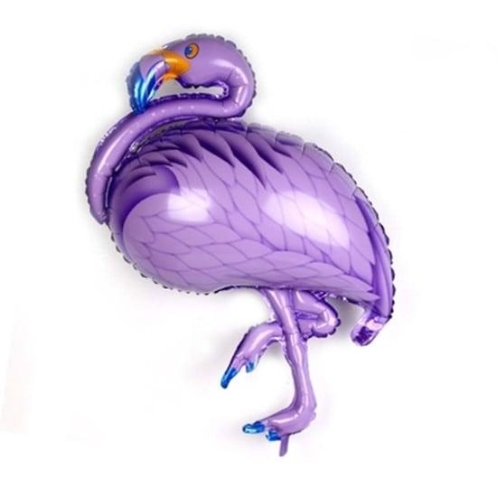 Фолиев Балон Фламинго лилав