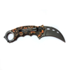 Нож Карамбит със Черепи Fox Knives FA42