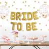 Комплект Балони Bride to Be Златни 40 см