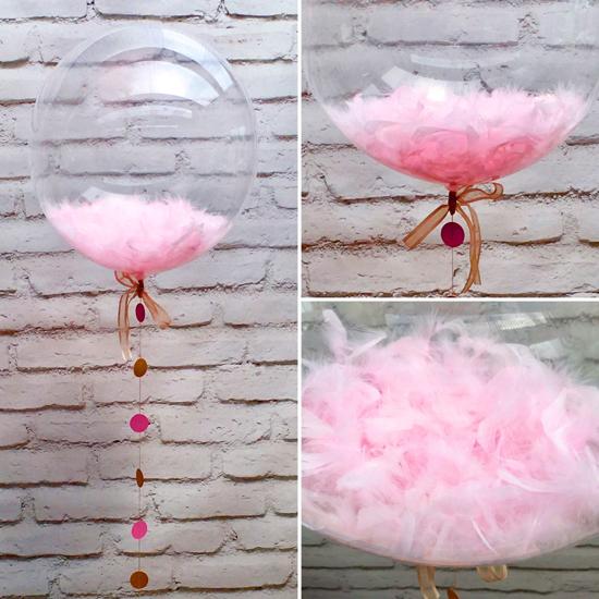 balon-s-rozovi-pera