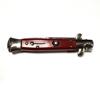 Автоматичен Нож Червен 22 см