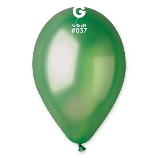 lateksov-balon-metalik-zelen