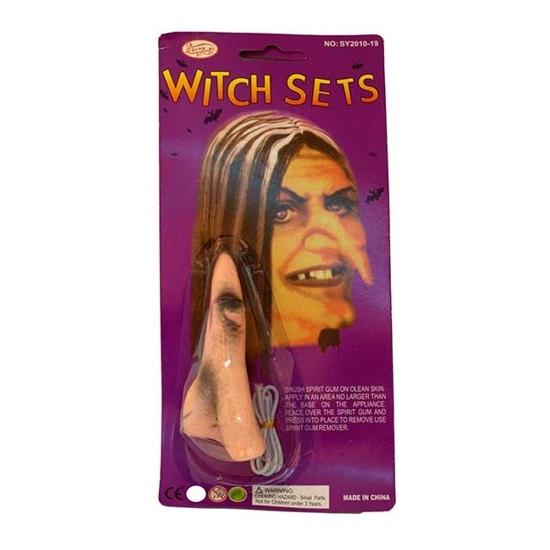 Хелоуин Нос на Вещица