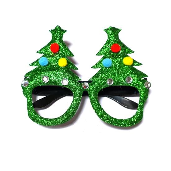 Парти Очила за Коледа и Нова Година Елхички