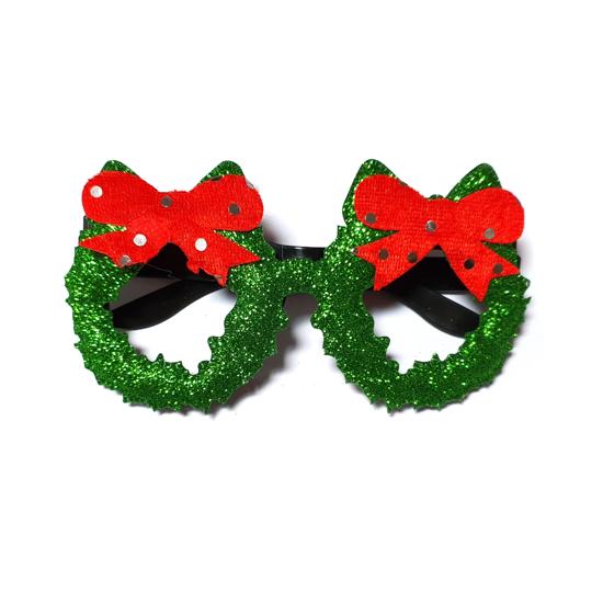 Парти Очила за Коледа и Нова Година Венец