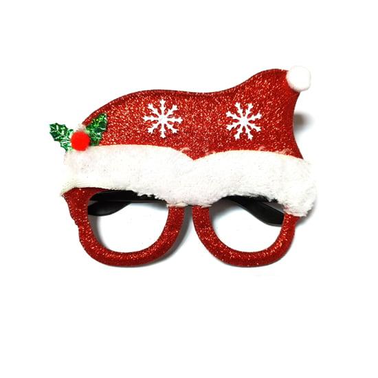 Парти Очила за Коледа и Нова Година Коледна Шапка