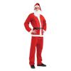 Костюм на Дядо Коледа 5 части