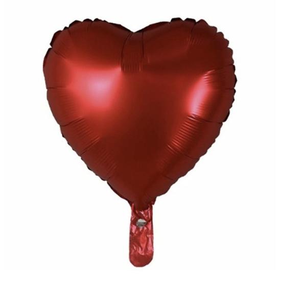 foliev-balon-surce-hrom-cherveno