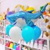 Снимка на Фолиев Балон Акула 90х45см.