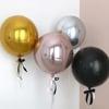 foliev-balon-sfera-srebrist
