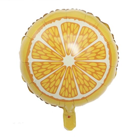 foliev-balon-portokal
