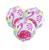 Снимка на Фолиев Балон Фламинго Кръгъл 45 см