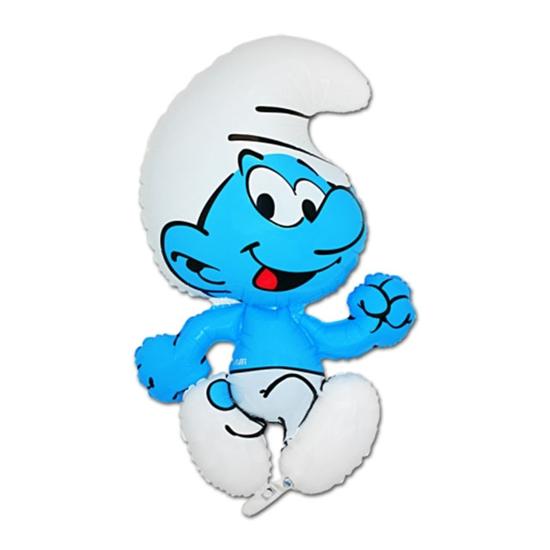 foliev-balon-smurf