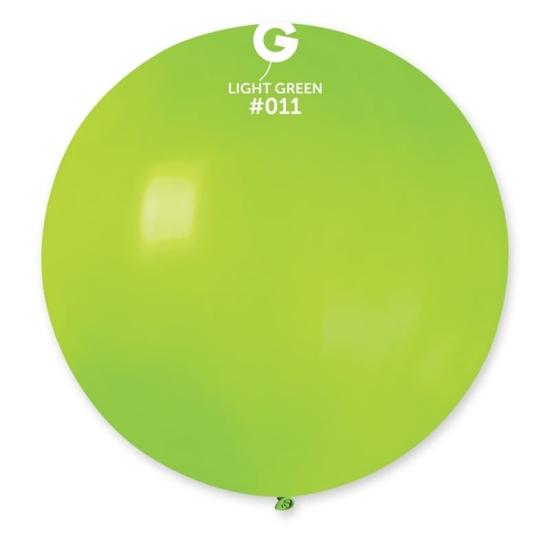 krugul-balon-svetlo-zelen-80