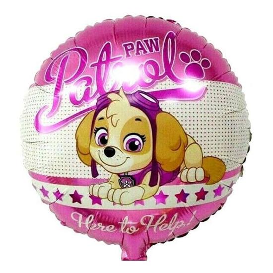 foliev-balon-pes-patrul-skai