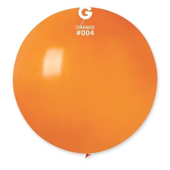 balon-krugul-oranjev