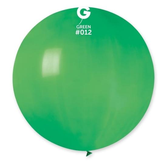 balon-krugul-zelen