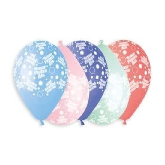 baloni-chestit-rojden-den-miks