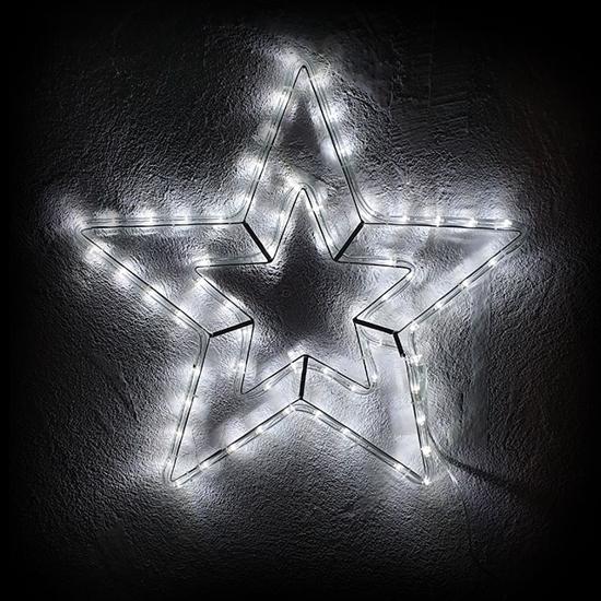 sveteshta-figura-zvezda-studeno-bqlo