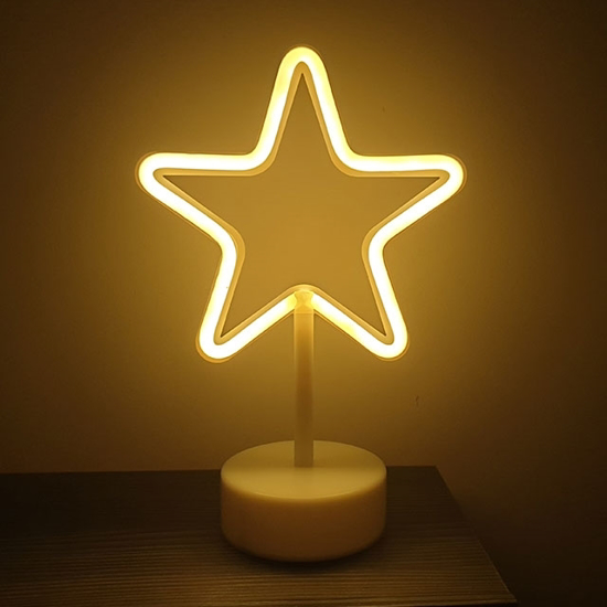 sveteshta-neonova-figura-zvezda