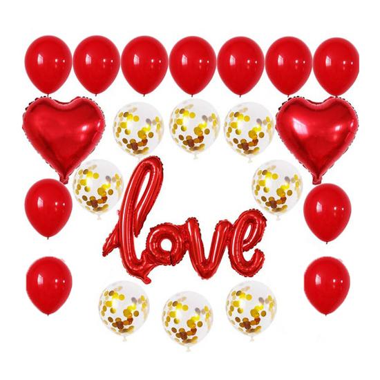 komplekt-baloni-love-cherveni