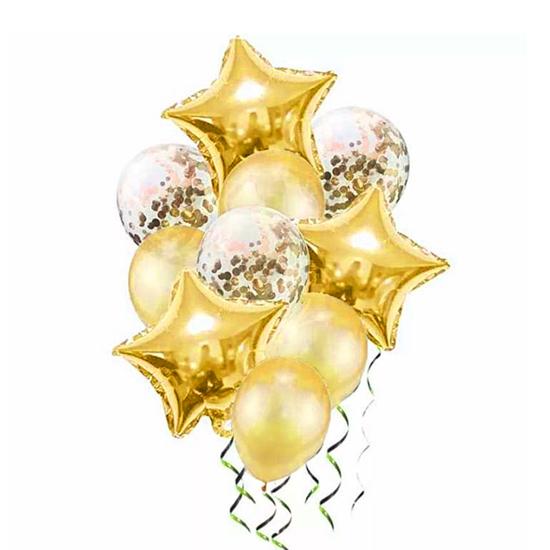 komplekt-baloni-shiny-zlatno