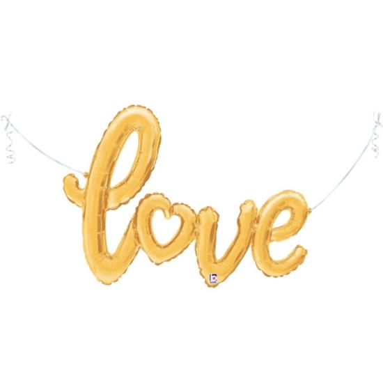 foliev-balon-nadpis-love-zlatist