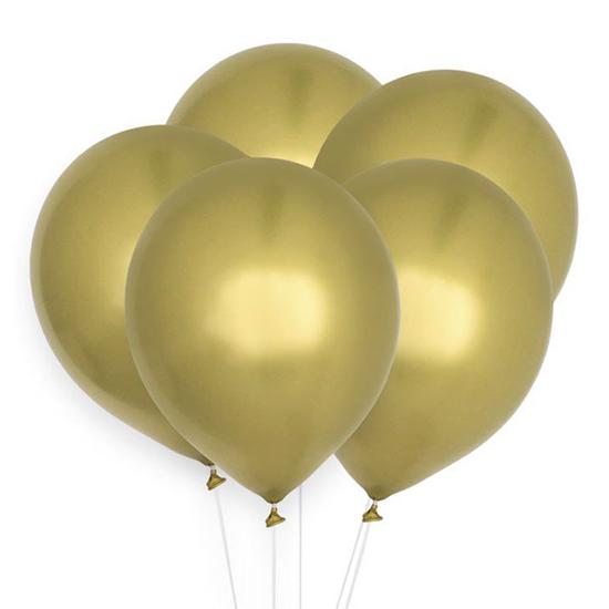 baloni-chrom-svetlo-zlato