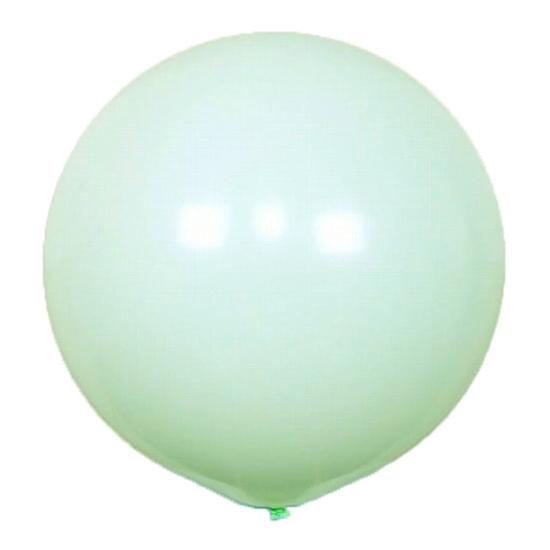 balon-makaron-zelen