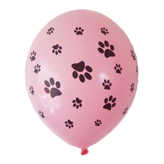 balon-s-lapichki-rozov