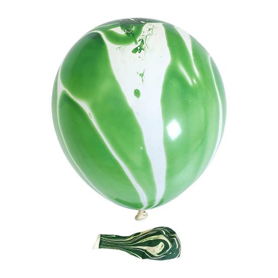 baloni-mramor-zeleni