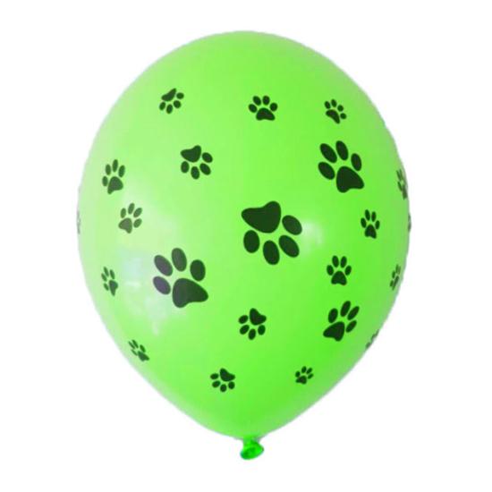 balon-s-lapichki-zelen