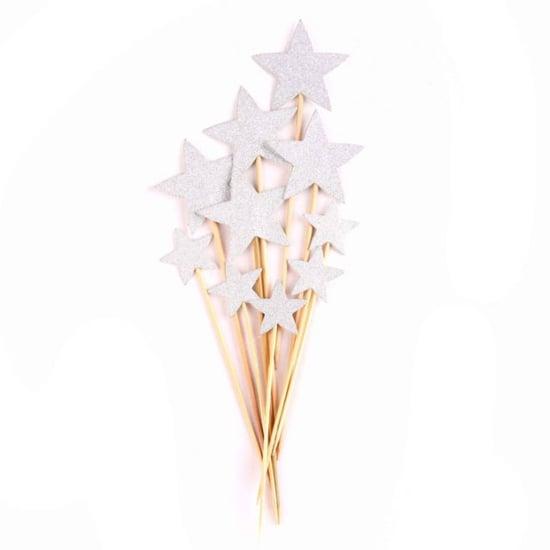 parti-klechki-srebristi-zvezdi