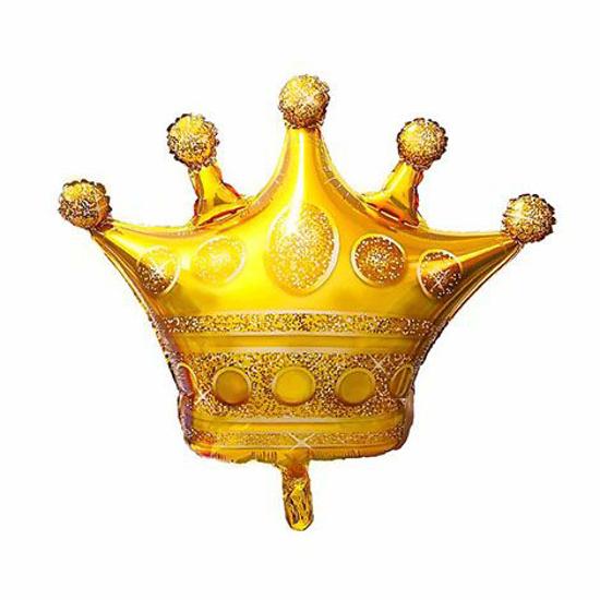 foliev-balon-korona-zlatist