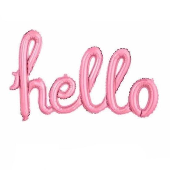 balon-nadpis-hello-rozov