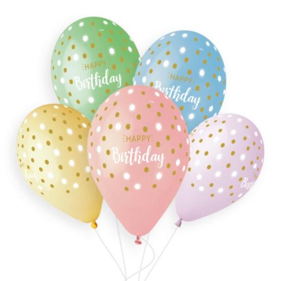 baloni-happy-birthday-macaron-konfeti