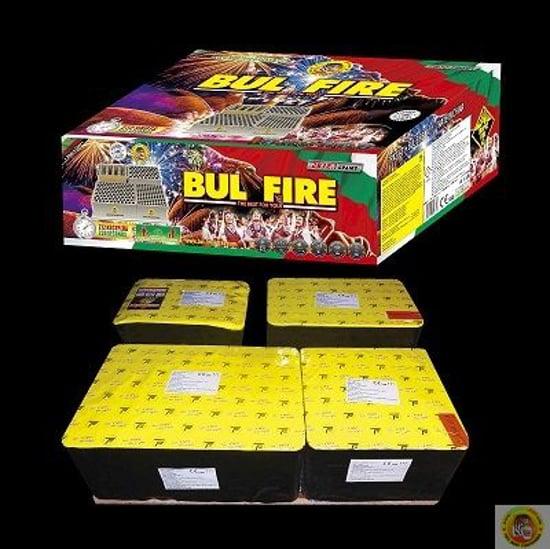 Снимка на Комплект Пиробатерии Bul Fire, 272 изстрела, TPX30-01
