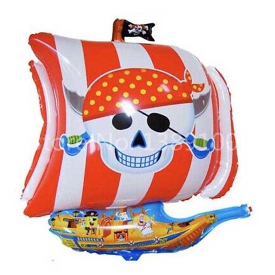 foliev-balon-piratski-korab-cherven