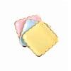 Снимка на Парти чинийки Розови квадратни 22см 10 броя