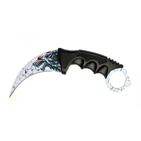 Снимка на Нож Карамбит CS: GO X-8 Wolf | 19 см