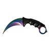 Снимка на Тренировъчен Нож Карамбит CS: GO Z-KA4X | 19см.
