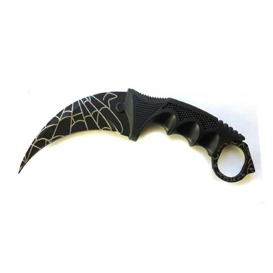Снимка на Нож Карамбит CS: GO X-19| 19 см