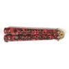 Снимка на Тренировъчен сгъваем нож пеперуда 301-1 | 22см.