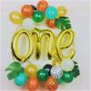 Снимка на Фолиев  балон надпис One Златист 106см