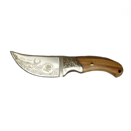 Снимка на Ловен нож Deer Hunter Compact T-968 с кания | 18см.