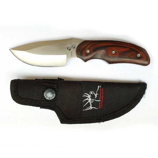 Снимка на Ловен нож Rocky Mountain Buck T-076 с кания   20см.