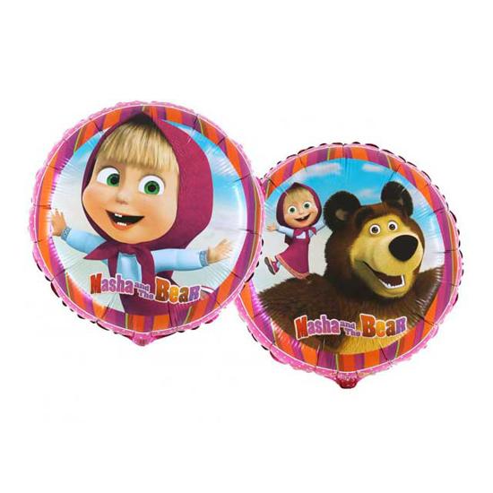 Снимка на Фолиев балон Маша 45см