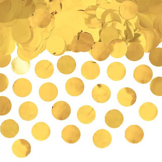parti-konfeti-zlatisti-krugcheta